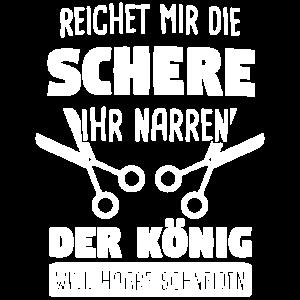 Friseur Barbier Frisoer Schere Geschenk