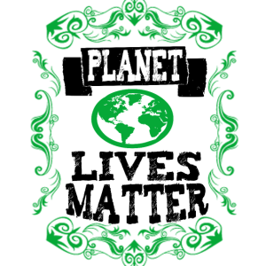 Oeko Hippie Earth Day Klimawandel CO2 Veganer