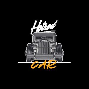 Hotrod Car Geschenkidee