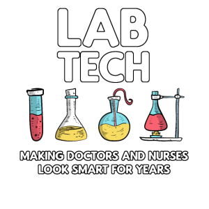 Lab Tech Labor Laborant