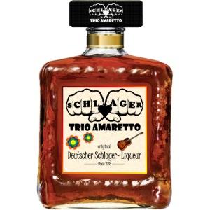 Trio Amaretto Flasche