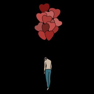 Love Kills Hipster Liebeskummer Geschenk