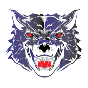 illustration of a wolf