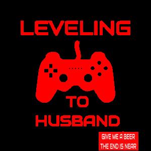 Funny JGA Party Bachelor Gamer Design
