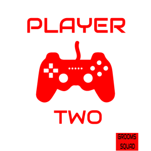 Funny JGA Player Two Retro Gamer Mottoshirts