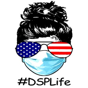 Woman Nurse DSP Life 2020 T-Shirt