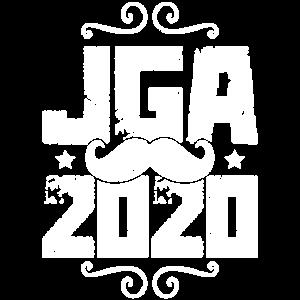 Jga 2020 Gentleman Schnurrbart
