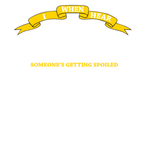 Geschenk für Papa Ich höre Papa Jemand bekommt