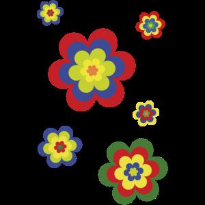 limited edition 3b flower power