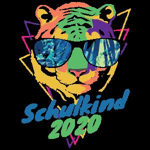 Schulkind 2020 Grundschule 1. Klasse Einschulung