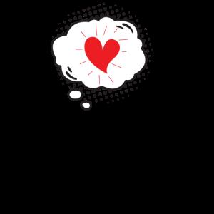 Ich kann heute morgen nicht aufhören an dich zu denken ...
