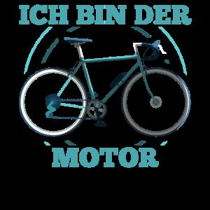 Fahrrad Radfahrer Fahrradtour