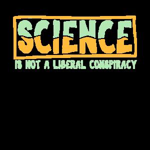 Wissenschaft ist keine liberale Verschwörung