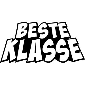Cooler Spruch Beste Klasse Schule Abitur Geschenk