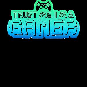 Gamer Zocken Videospiel