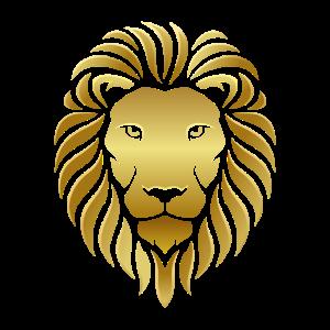 Löwent-shirt - Geburtstagsgeschenk