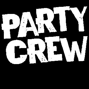 Party Crew Geburtstag Feiern