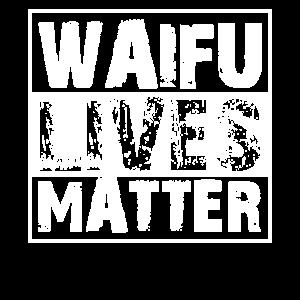 Waifu Anime Otaku Spruch Geschenk