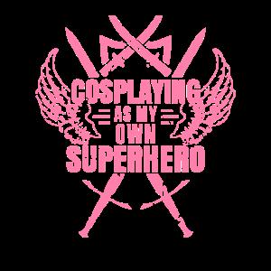 Cosplay ist meine Superkraft