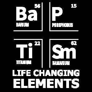 BaPTiSm | Lebensverändernde Elemente - Christliches Geschenk