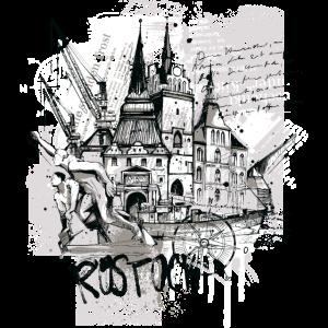 Rostock Collage