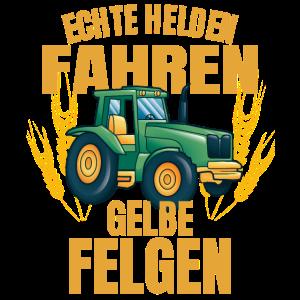 Traktor Traktorfahrer Landwirt Landwirtschaft Feld
