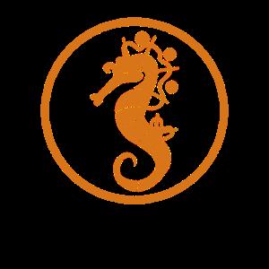 Seepferdchen Frühschwimmer Meerjungfrau Geschenk