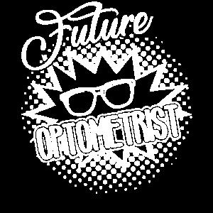 Optiker Zukünftiger Optiker