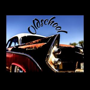 Oldschool Cadillac Coronat