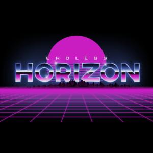 Endless Neon Chrome Horizon