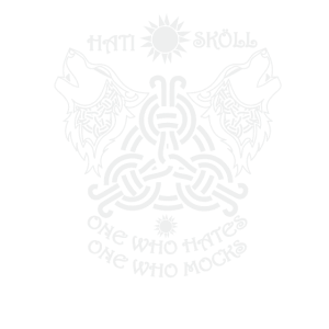 Wikinger Nordische Mythologie Wolf Symbol