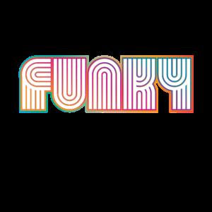 Funky Music Retro