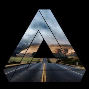 Natur Dreieck / Geschenk