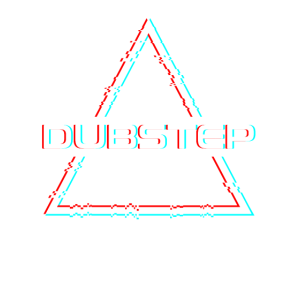 Dubstep Music - Glitch Effect - Rave Wear - Party