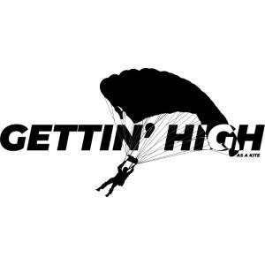 GETTING HIGH AS A KITE