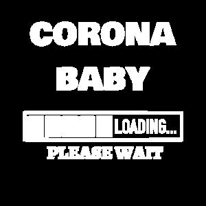 corona baby loading - Schwangerschaft - Geschenk