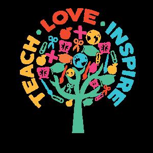 TEACHER Teach Love Inspire