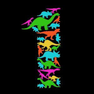 Kinder 1. Geburtstag - Dino Einjährige