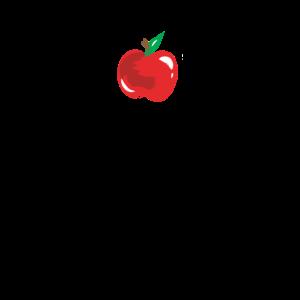 Apfel illustriert