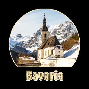 Kirche Ramsau Bayern