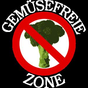 Gemüsefreie Zone