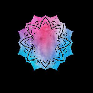 Buddha Mandala I Meditation und Yoga
