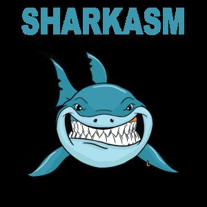 Hai Lustig Meer Wasser Haifisch See Geschenk Idee