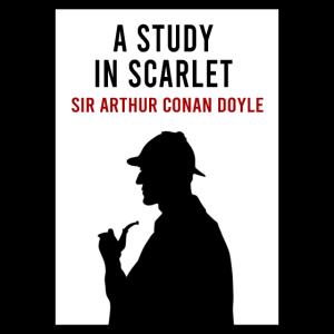 Eine Studie über Scarlet Book Cover