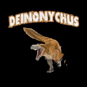 Realistischer Deinonychus / Velociraptor