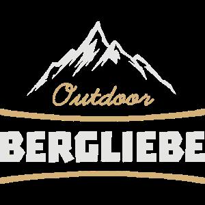 Bergliebe Bergsteiger Alpen Gipfel Motiv