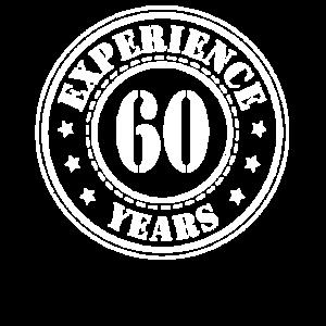 60 jahre Erfahrung