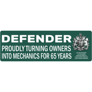 Defender Mechanic