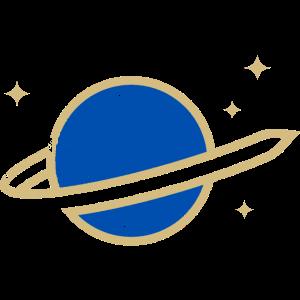 nasa inspiriert retro sci-fi | Raumfahrt