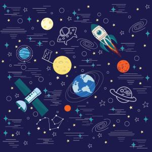 Weltall Sterne Rakete Ufo Raumschiff Weltall